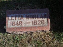 Huldah Letta <i>Morlan</i> Lundy