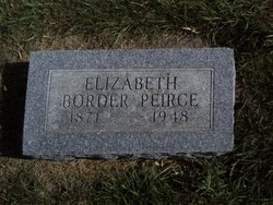 Elizabeth <i>Border</i> Pierce