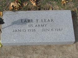 Earl F Lear