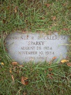 Lawrence Raley Sparky Buckler, Sr