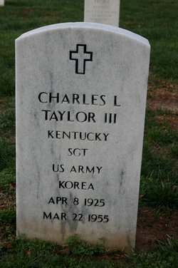 Charles L. Taylor, III