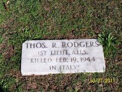Thos R Rogers