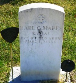 Earl G Mapes