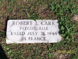 Robert L Carr