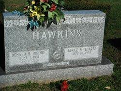 Donald H Donnie Hawkins