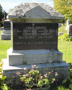 Ernest H Morse