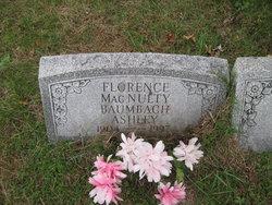 Florence MacNulty <i>Baumbach</i> Ashley