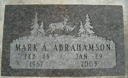 Mark A Abrahamson