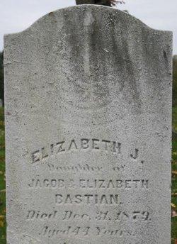 Elizabeth J. Bastian