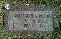 Elizabeth A. Roling