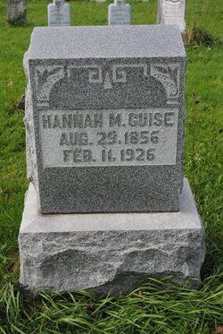 Hannah Guise