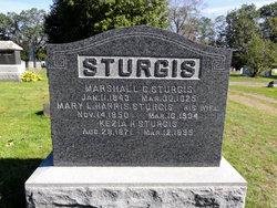 Keziah H Sturgis