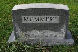 Alice Sabina Abbie <i>Slaybaugh</i> Mummert