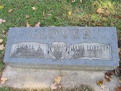 Lionel A Glover