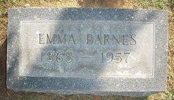 Emma <i>Jackson</i> Barnes