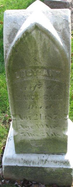 Lucy Ann Baird