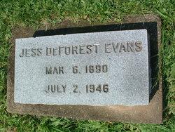 Jess DeForest Evans