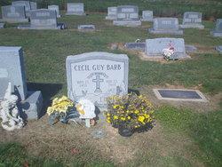 Cecil Guy Barb