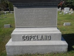 Esther J. <i>Andrews</i> Copeland