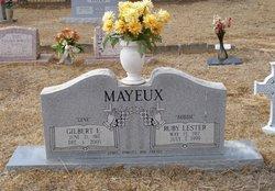 Gilbert E Gene Mayeux