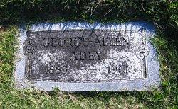 George Allen Adey