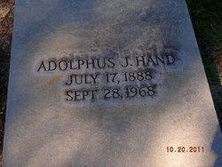 Adolphus Jefferson Hand