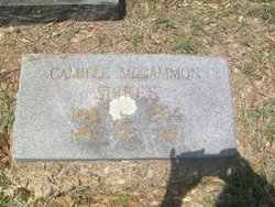 Camille <i>McCammon</i> Spikes