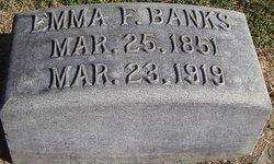 Emma Frances <i>Wade</i> Banks