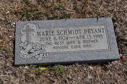 Marie <i>Schmidt</i> Bryant