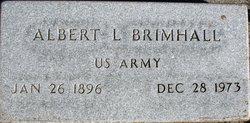 Albert Leslie Les Brimhall