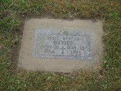 Elsie <i>Burton</i> Davies