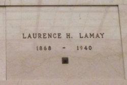 Laurence H Lamay