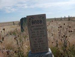 G. Franklin Babb