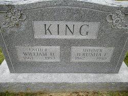 Jerusha F King