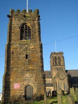 St Hilary Churchyard