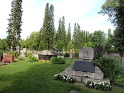 Kalvola Cemetery