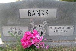 Alice M Banks