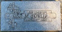 Osa Mae Fowler