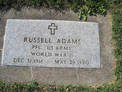 Russell Adams