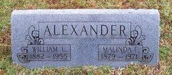 Malinda <i>Luttrell</i> Alexander