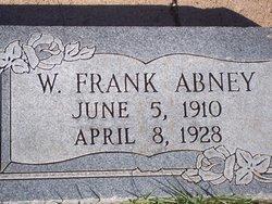 W. Frank Abney