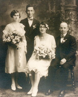 Martha Dorothea <i>Sattelberg</i> Otto