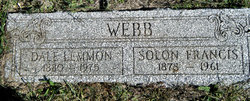 Lura Dale <i>Lemon</i> Webb