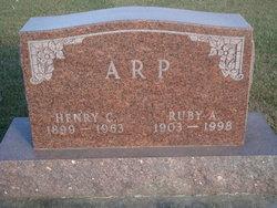 Henry Charles Arp