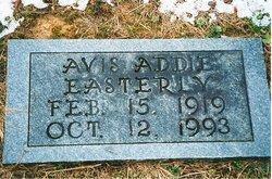 Avis Addie <i>Sawyer</i> Easterly