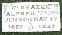Alfred Fred DeShazer