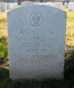 Agnes Martha <i>Jan</i> Bowers