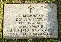 Doyle Austin Backus