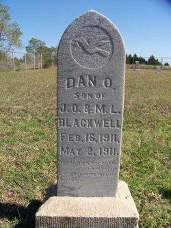 Dan O Blackwell