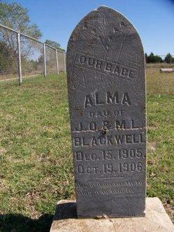 Alma Blackwell
